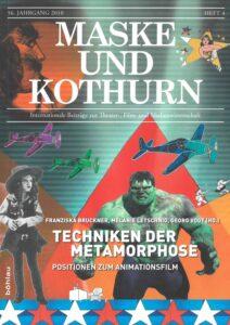Bruckner/Letschnig/Vogt: Techniken der Metamorphose
