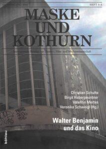 Walter Benjamin und das Kino